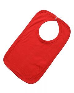 Infant Cotton Fine Jersey Bib