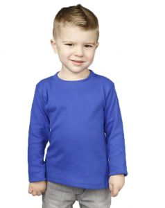 Infant Interlock Long Sleeve Tee