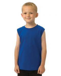 Kids sleeveless tee,,