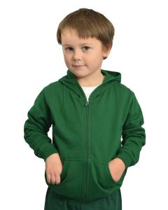 Infant Fleece Zip Hoodie