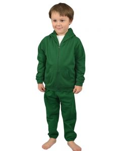Toddler Fleece Pant-Forest Green-2y