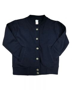 Youth Fleece Jacket with Buttons
