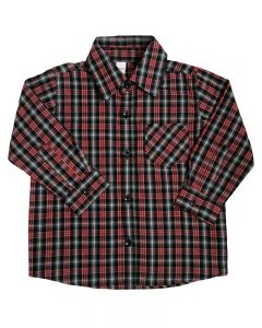 Boys Christmas Dress Shirts,