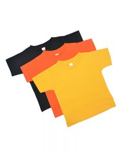 Short Sleeve Tshirt 3 Piece Set
