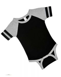 Football Raglan Onesies | Raglan Football Onesie,